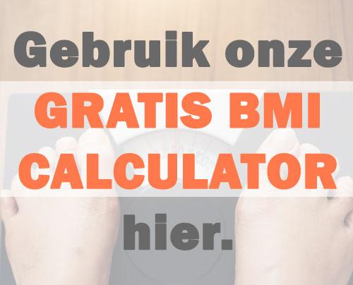 GRATIS BMI BEREKENEN